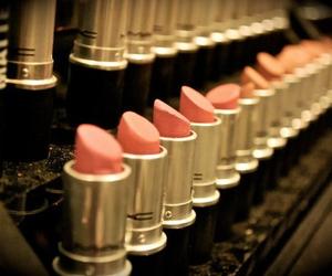 lipstick, mac, and fashion image