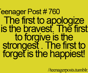 post, quote, and teenager image