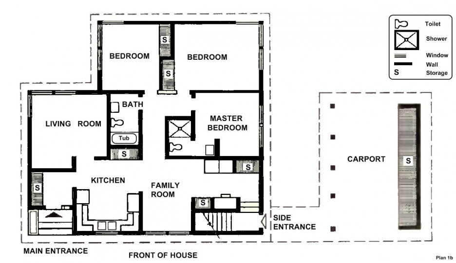Architect House Plans Architectural Design Floor