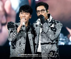bigbang, seungri, and big bang image