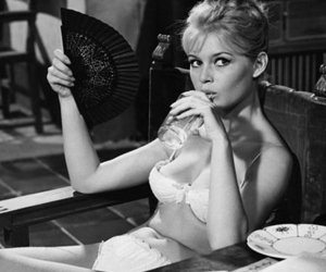 brigitte bardot, vintage, and black and white image