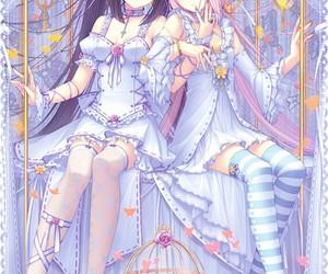 anime, sayori, and kawaii image