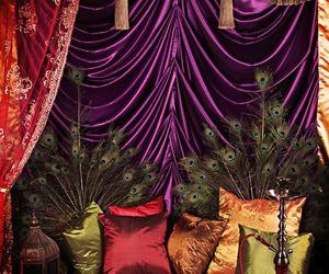 bedroom, gypsy, and spiritual image