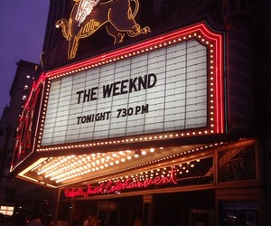 concert, xo, and the weeknd image