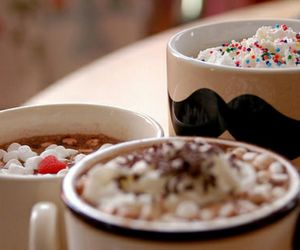 i want it and hot choclate image