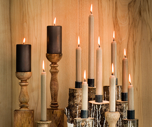 candles, Elle, and interior design image