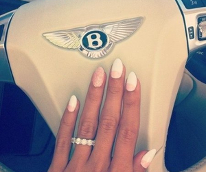 car, girly, and nails image