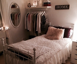 bedroom, inspire, and luxury image