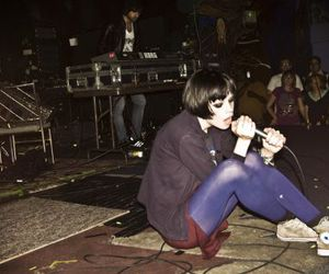Crystal Castles, Alice Glass, and music image