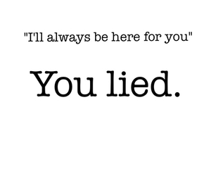 text, lied, and lies image