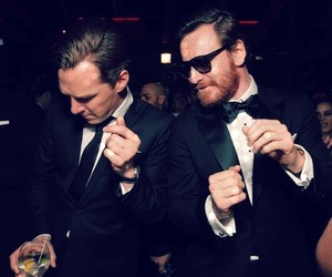 benedict cumberbatch, michael fassbender, and tom hiddleston image