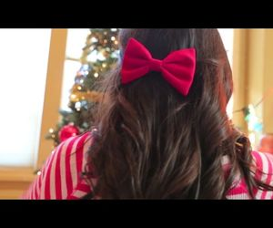 bow, macbarbie07, and bethany mota image