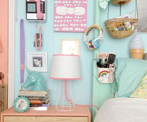 art, bedroom, and cute image