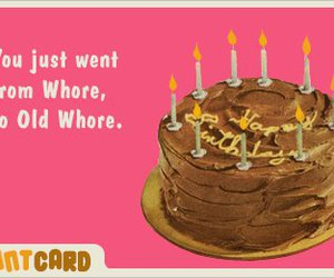 birthday and funny image