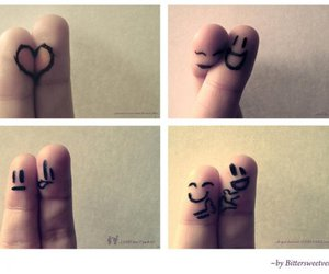 :), heart, and lovely image