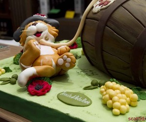 cake design and cakes image