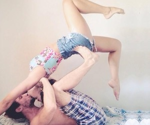 couple, dancing, and cute image