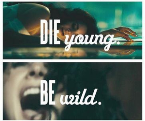lana del rey, wild, and young image