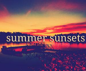 summer, beautiful, and fashion image