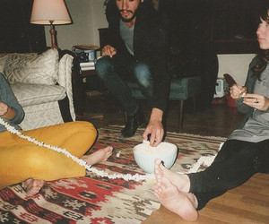 girl, boy, and disposable image