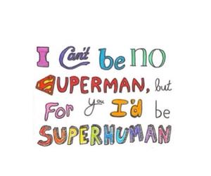 superman, overlay, and superhuman image