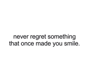 quote, regret, and never image