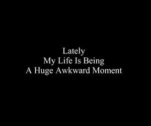 awkward, girl, and life image