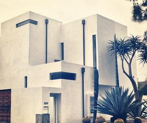 architecture, losangeles, and modern image