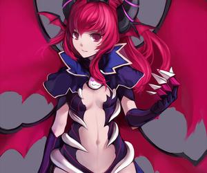 anime, demon, and karis image