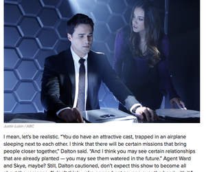 s.h.i.e.l.d., agents of shield, and skyeward image