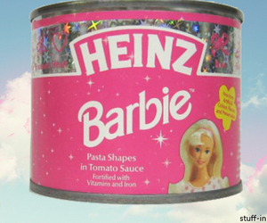 barbie, heinz, and pink image