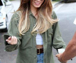 vanessa hudgens and hair image
