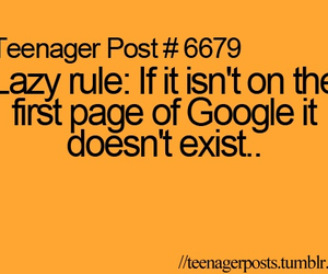 teenager post, google, and funny image