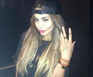 vanessa hudgens, hair, and vanessa image