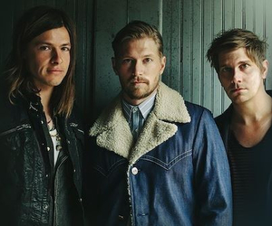 band, handsome, and inspiring image