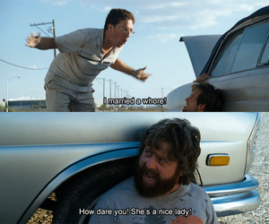 hangover, funny, and the hangover image