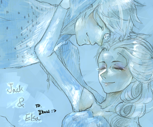 disney, frozen, and jack frost image
