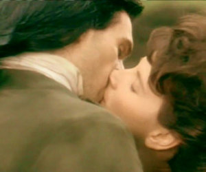 kiss, movie, and wuthering heights image