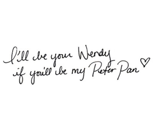 me, peter pan, and quotes image