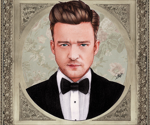 justin timberlake, justin, and suit and tie image
