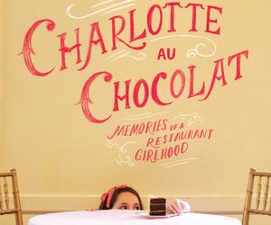 book, chocolate, and yome image