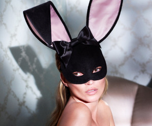 kate moss, Playboy, and miss moss image