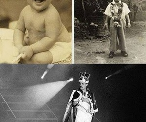 Queen, legend, and Freddie Mercury image