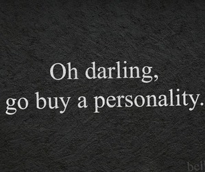 personality, quotes, and darling image