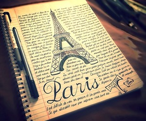 paris and french image