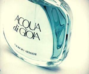 Armani, fragrance, and good image
