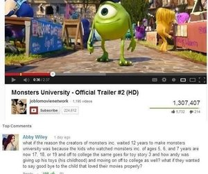 disney and monsters university image