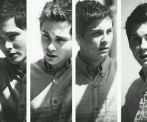 logan lerman, logan, and boy image