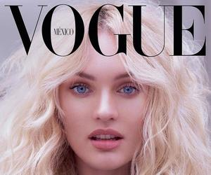 vogue, candice swanepoel, and model image