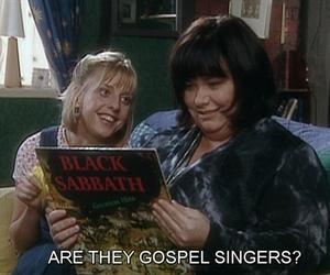 Black Sabbath and funny image